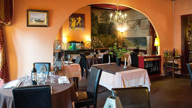 salle à manger - Le Brocéliande, Bordeaux