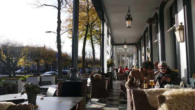 terras - De Swaen, Oisterwijk