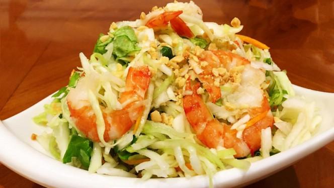 Salade thaï - Ju Yi, Lyon