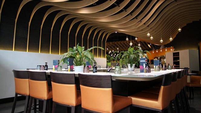 Salle du restaurant - Tokami Gramont, Toulouse