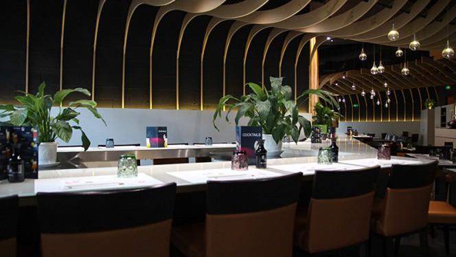 Tables dressées - Tokami Gramont, Toulouse