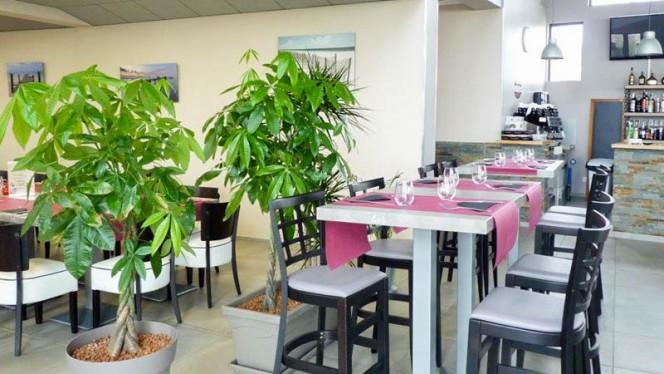 Salon du restaurant - L'Ecume Gourmande, Toulouse