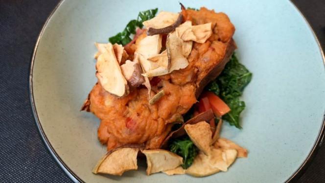 Sugerencia del chef - Maco Healthy Bar, Valencia