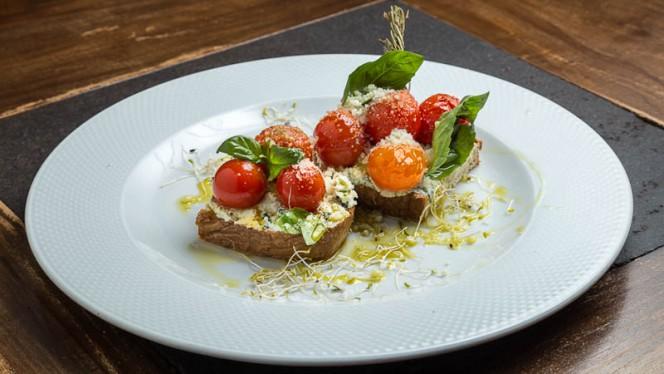 Sugestão prato - Le Petit Café, Lisboa