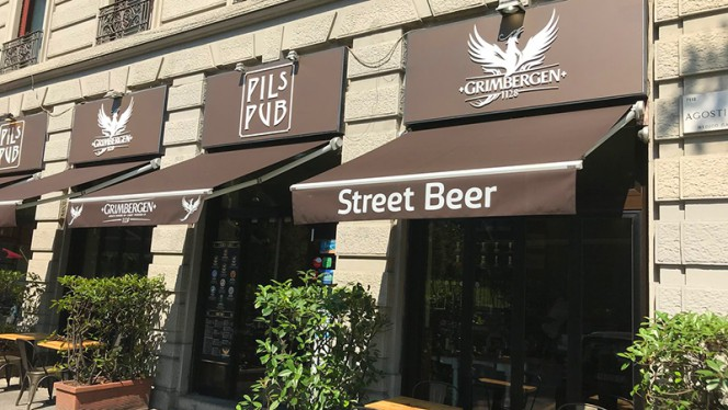 Esterno - Pils Pub, Milan