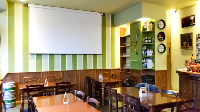La sala - Pils Pub, Milan