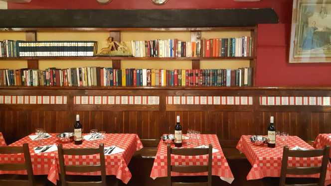 Restaurant - Mozart, More than just ribs, Brussels