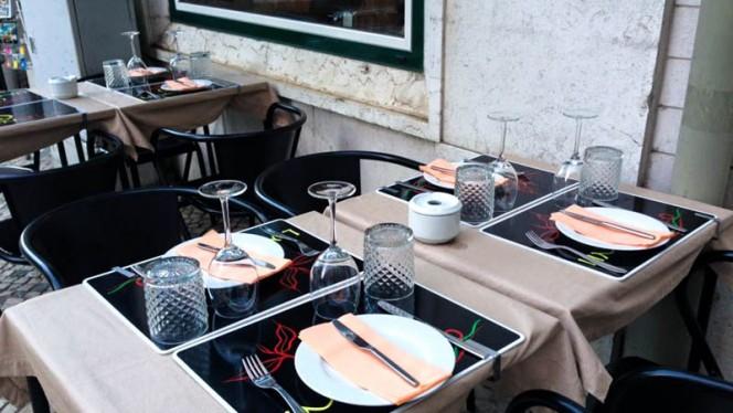 Cantina - Limoncello, Lisboa