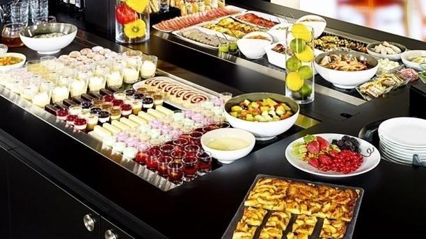 Vue du buffet - Campanile Lille Wasquehal, Wasquehal