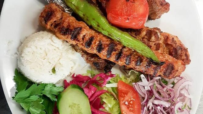 Gerecht Kosk - Köşk - Turks restaurant, Rotterdam