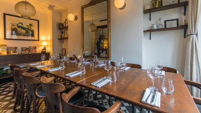 Private dining room - Nola Restaurant, Paris
