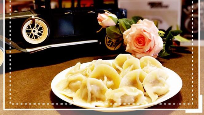 Ravioli - Mr.Car Restaurant, Milan