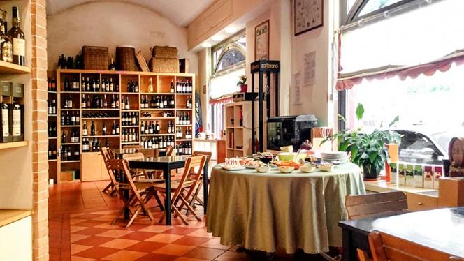 Vista sala - Il Vino del '99, Rome