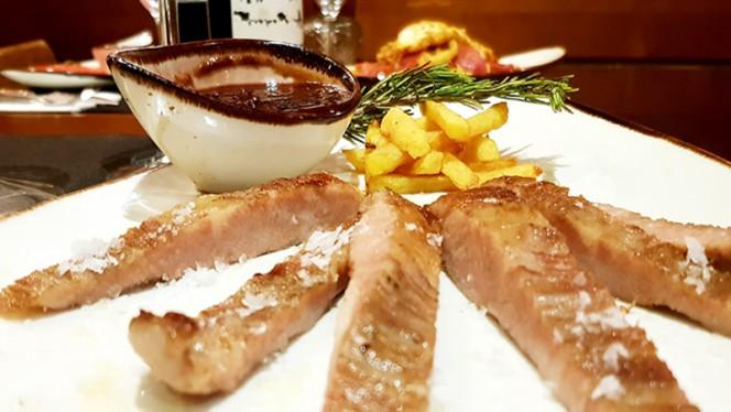 Sugerencia del chef - Casa Tía María, Madrid