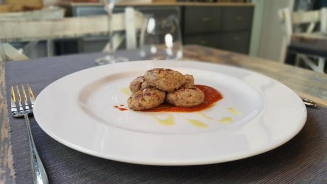 Piatto - Osteria dei Malnat, Milan