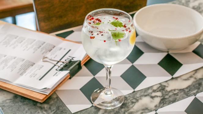 GinTonic - Moules & Gin, Cascais
