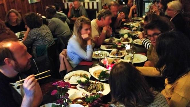 Restaurant - Maenaam Thai, Amsterdam