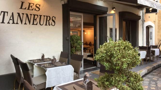 Terrasse - Les Tanneurs, Aix-en-Provence