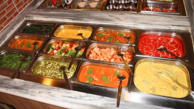 sugestão prato - Himalaia, Lisboa