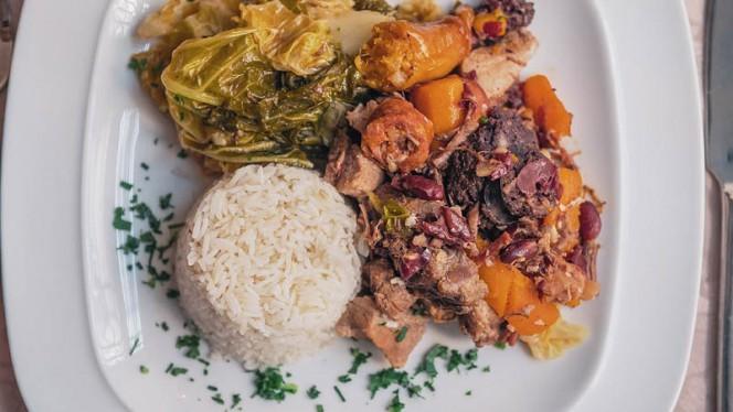Sugestão do chef - Taverna Camões, Lisboa