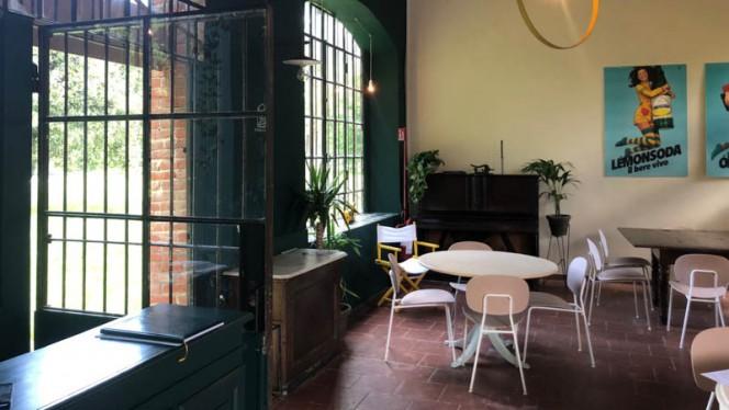 Vista sala - CasaGoffi, Torino