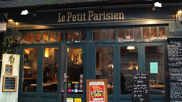 Bienvenue au restaurant Le Petit Parisien - Le Petit Parisien, Paris