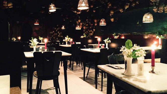 Het restaurant - Il Vesuvio, Den Haag