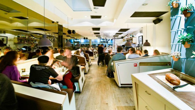 Het restaurant - Noordwest, Amsterdam