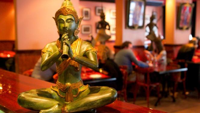 Decoratie - Thai Restaurant Bangkok, Amsterdam
