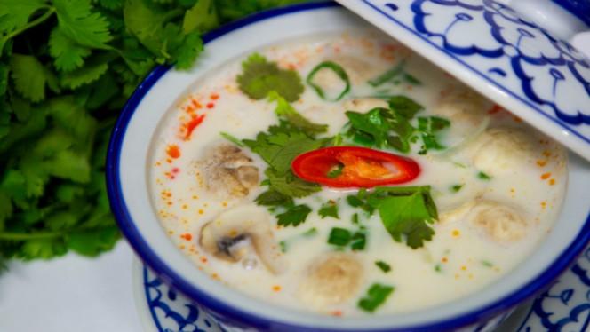 suggestie van de chef - Thai Restaurant Bangkok, Amsterdam