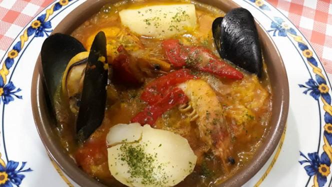 Sugerencia del chef - Meson el Segoviano, Benidorm