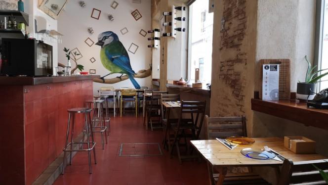 Sala del restaurante - Fusión & Tradición, Sevilla