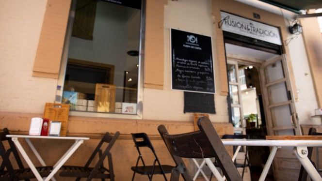 Terraza - Fusión & Tradición, Sevilla