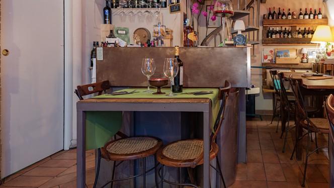 Vista della sala - Baccanale Bistrot Wine Bar, Lucca