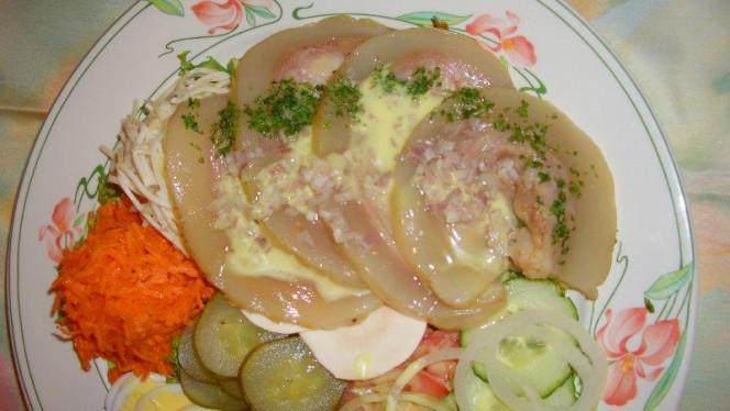 Suggestion du chef - Restaurant du Chasseur, Illkirch-Graffenstaden