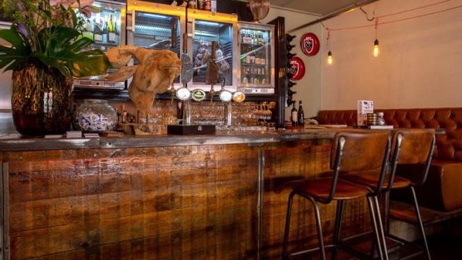 Het restaurant - Jonkheer De Ram, Utrecht