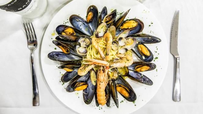 Suggerimento dello chef - Il Pesce Pazzo, Firenze