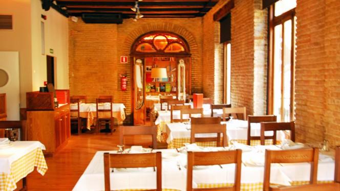 Vista sala - La Nicoletta - Valencia, Valencia