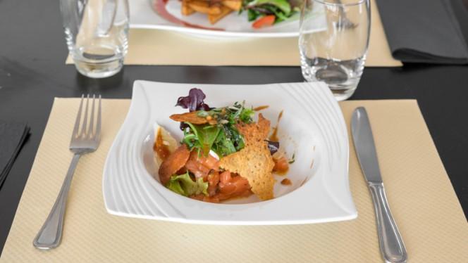 Suggestion du chef - Le Square Café,