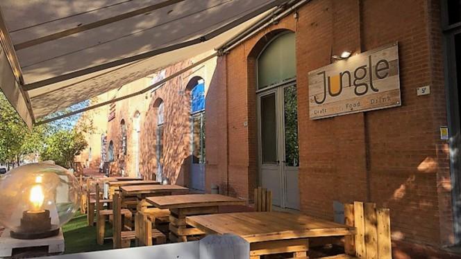 Terrazza - Jungle, Forlì