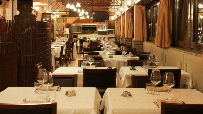 Sala del ristorante - Beato Te, Milan