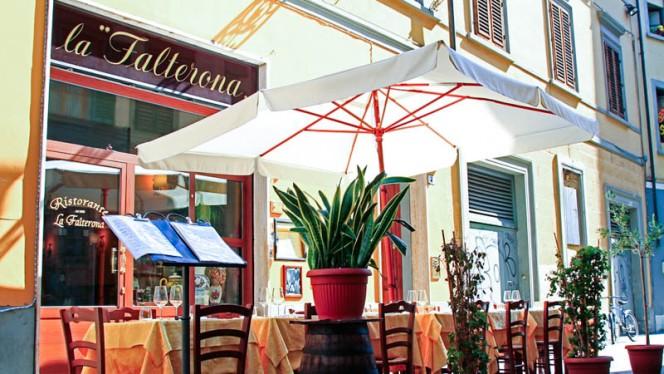 La terrazza - La Falterona, Firenze
