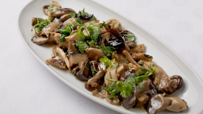 Pica de Cogumelos - Descobre restaurante merceria | garrafeira, Lisboa