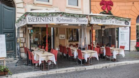 Bernini, Rome