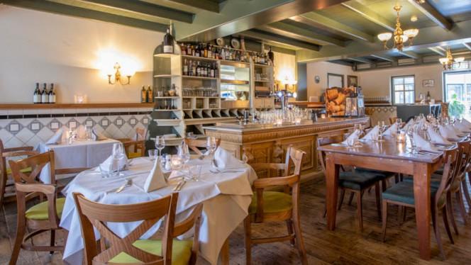 Restaurant - Restaurant 't Backhuys (by Fletcher), Hoevelaken