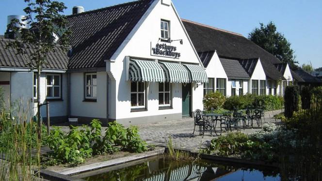 Ingang - Restaurant 't Backhuys (by Fletcher), Hoevelaken