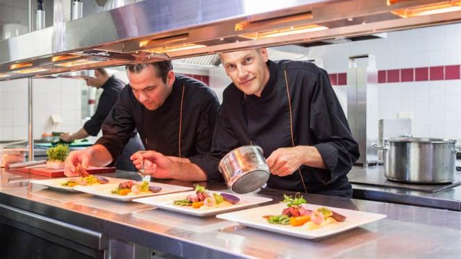 Keuken - Restaurant 't Backhuys (by Fletcher), Hoevelaken