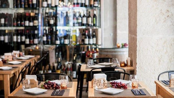 Sala - The Wine Cellar, Lisboa