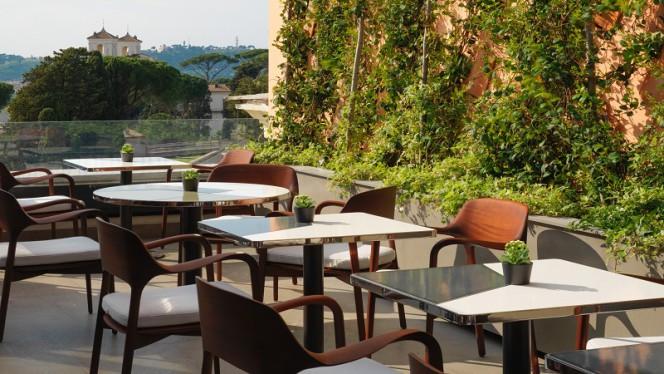 Il Giardino, un rifugio perfetto dalla frenesia della città - Il Giardino, Rome