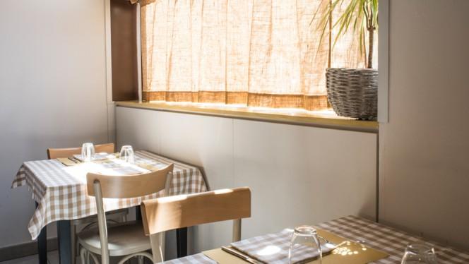 Sala del ristorante - Gessetto Ristorante, Bologna